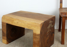Blocky End Table