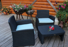 Gardenia Chair & Table Package