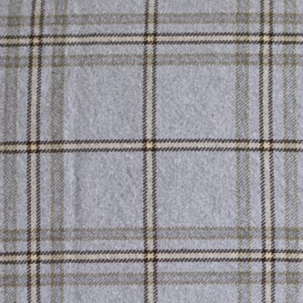 Ash Plaid Pillows CB